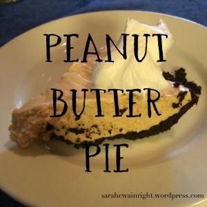 Taste of Summer Peanut Butter Pie